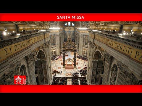 Santa Missa, 23 de setembro 2021, Papa Francisco