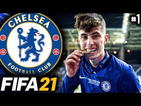 Download FIFA 21 Chelsea Career Mode EP1 - BETTER THAN TUCHEL?!