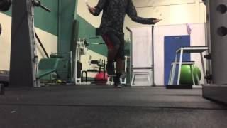 acl tear pre surgery workout road to recovery