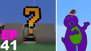 EliteCraft - EP41 - La Maquina de Curiosidades y el Gorrito de Barney