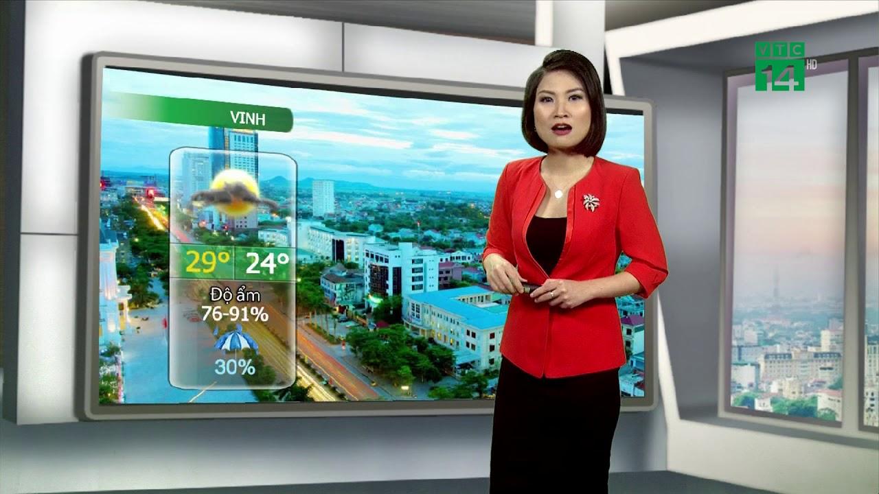 Thời tiết đô thị 01/04/2020   VTC14
