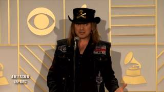LEMMY KILMISTER SON PAUL GRAMMY TRIBUTE THOUGHTS, SHARES FINAL DAYS
