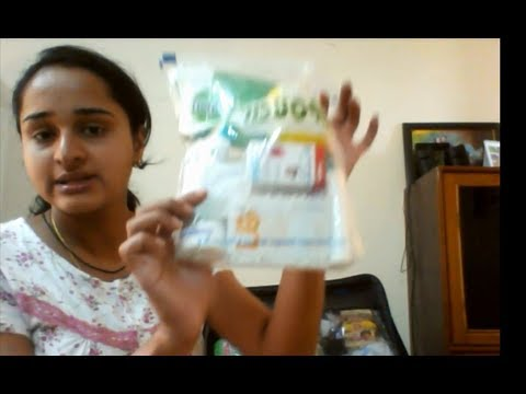 Whats in my Hospital Bag in India ? | Indian mom |