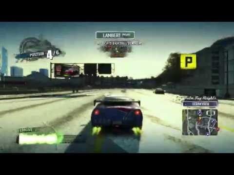 Burnout Paradise PS4 Ikusa GT