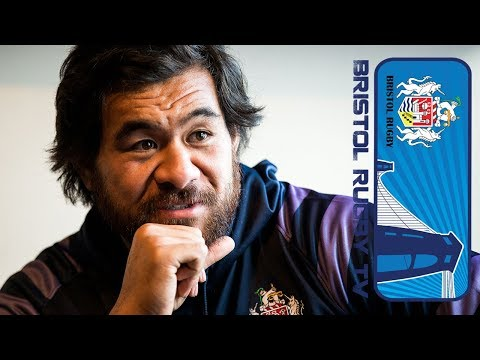 Luatua excited to be at Bristol Rugby
