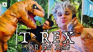 jeg er T-REX for en dag!