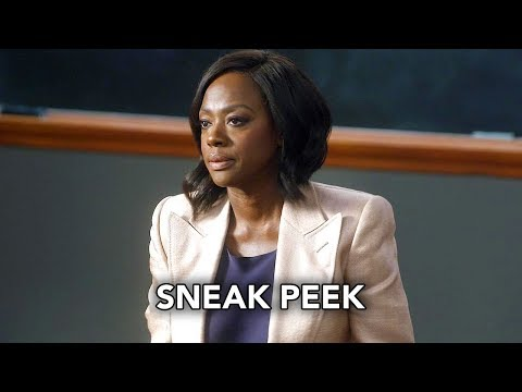 "How to Get Away with Murder 5x02 Sneak Peek ""Whose Blood Is That?"" (HD) Season 5 Episode 2"