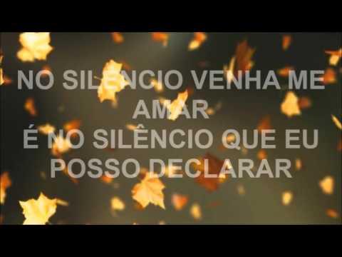 No silêncio - Ministério Zoe (playback legendado)