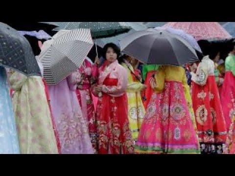 North Korea celebrating 64 years of armistice