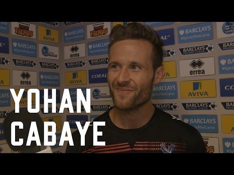Yohan Cabaye
