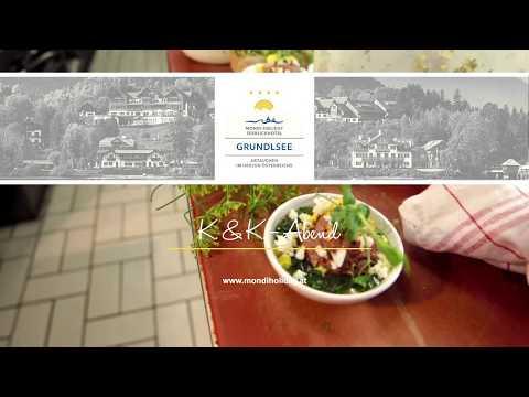 MONDI-HOLIDAY Seeblickhotel Grundlsee - K&K Abend Im Restaurant Seeblick