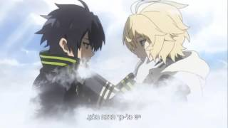 Owari no Seraph (seraph of the end) opening 1 hebsub