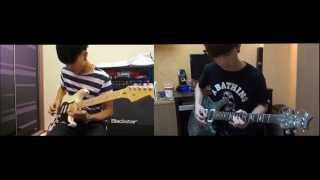 Black Veil Brides - We Stitch These Wounds solo Cover
