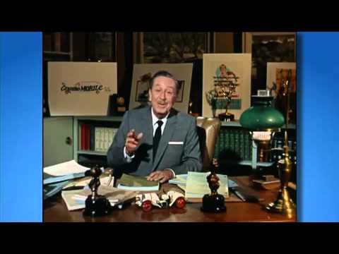 Walt Disney's last filmed appearance 1966