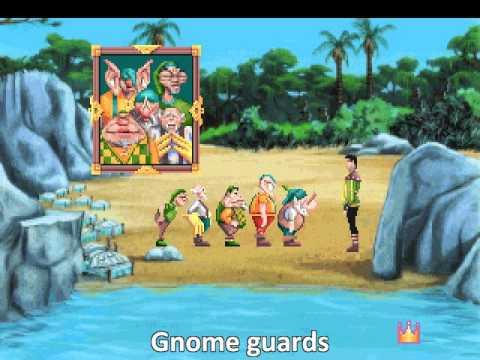 Kings Quest 6 Soundtrack  part 12 SC88