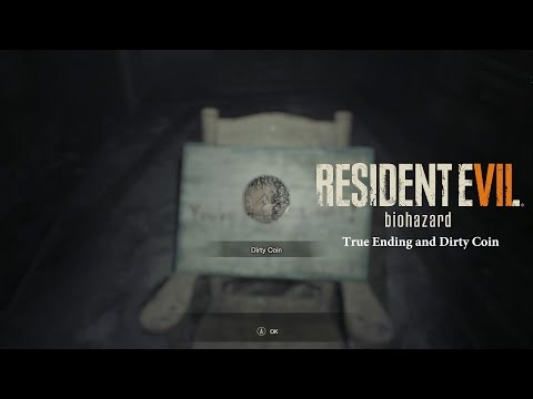 Resident Evil 7: Biohazard Teaser Midnight Version True Ending and Dirty Coin XBox One