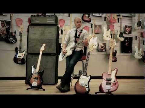 Inside the Fender Pawn Shop Series