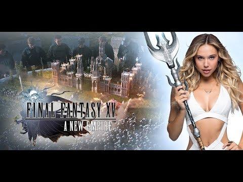 play Final Fantasy XV: A New Empire on pc & mac