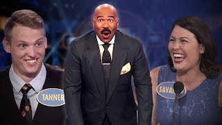 Top 5 moments with Steve Harvey from April 2019! | Family Feud