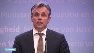 Staatssecretaris Mark Harbers van Vreemdelingenzaken verwacht aftreden