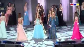 Półfinał Miss Polski Kozienice 2015