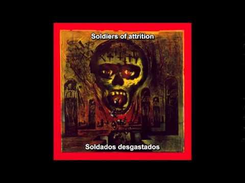 Slayer - War Ensemble (Seasons In the Abyss Album) (Subtitulos Español) mp3