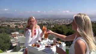 Valentina & Cheyenne Pahde im Sha Wellness Resort