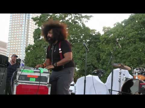 Reggie Watts live at Afro Punk Fest