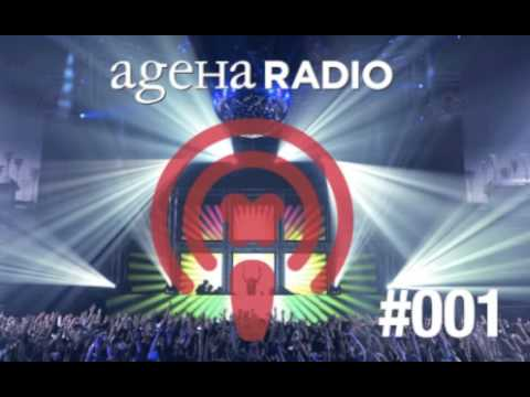 ageHa Radio #001 (03-06-2013) CHICANE MIX BY YODA