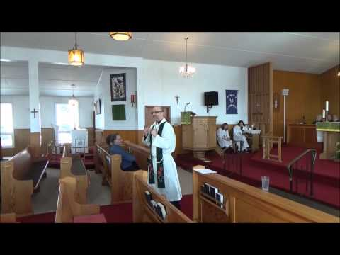 St. Mary's Anglican Church - Feb. 8, 2015 Morning Service