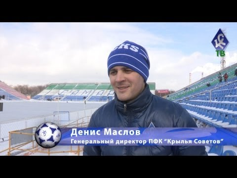 Интервью Дениса Маслова