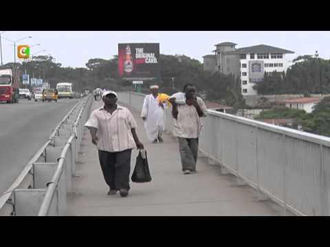 Mombasa Second Bridge Construction
