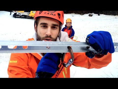 ★★★★★ SMC Snow Picket Anchor field test & review (deadman) - Amazon