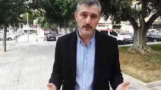 Óscar Urralburu valora la dimisión del ex Presidente de la Región de Murcia, Pedro Antonio Sánchez