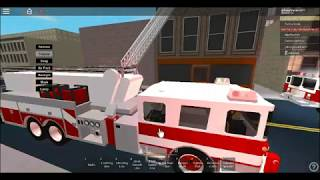 (FDNY) Fire Department of New York Roblox