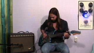 Haar guitars Demo - Zendrive