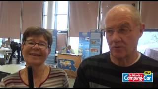 Le Canada en camping-car: Hélène et Henri ont participé à un voyage de groupe