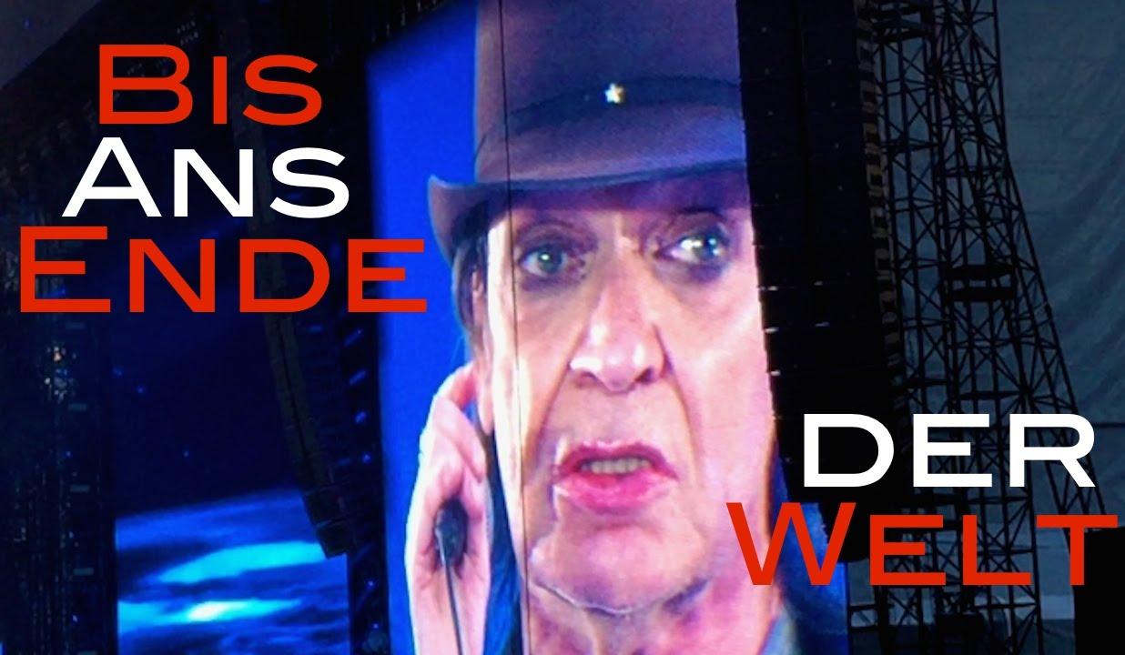 Udo Lindenberg Live Bis Ans Ende Der Welt Stadion Panik Tour