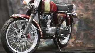 Honda CB Indonesia - BMC