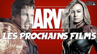 Après Avengers ENDGAME : les prochains films MARVEL