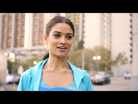 Shanina Shaik Interview: Model Tips for Staying Fit