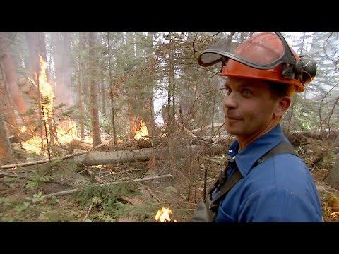 Risk Takers - 104 - Forest Firefighters | FULL LENGTH | MagellanTV