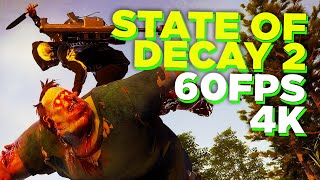 State of Decay 2: 20 Minutes of Missions   Xbox One X 4K Gameplay