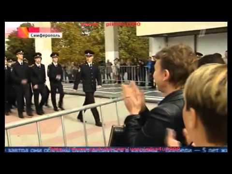 В Крыму присягу приняли курсанты Университета МВД