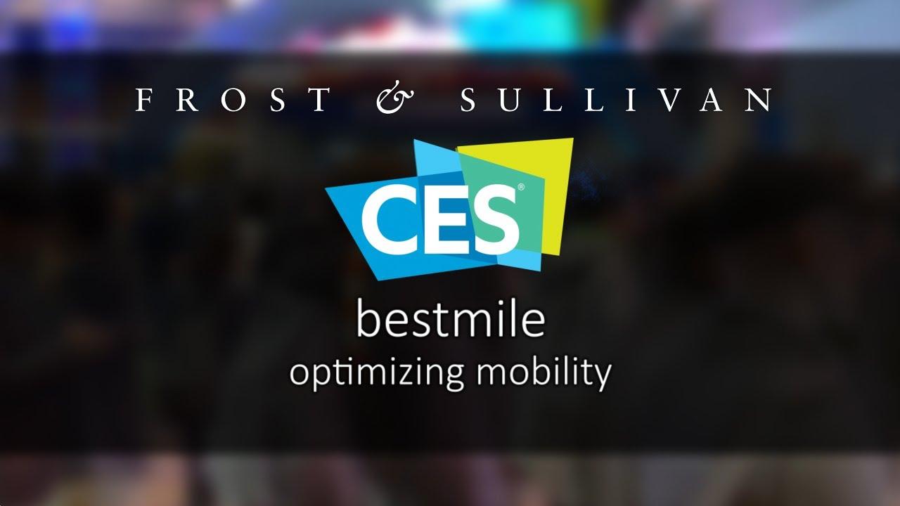CES 2019 bestmile, Autonomous Shuttles, Shared Mobility, Fleet Management