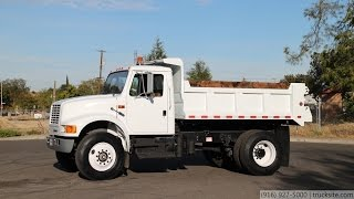 1991 International 4900 5 Yard Dump Truck for sale by TruckSite.com