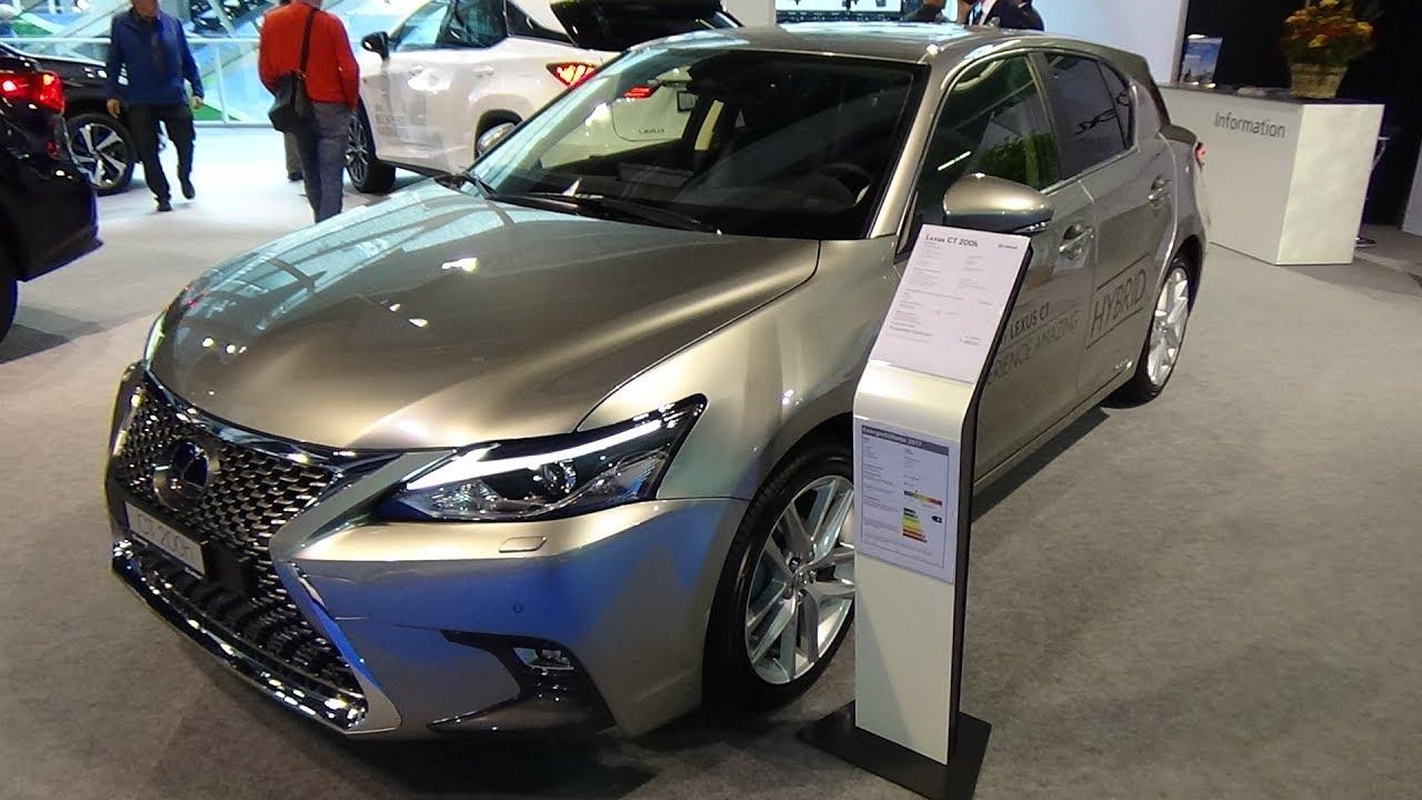 2018 Lexus CT 200h Excellence - Exterior and Interior - Auto Zürich ...