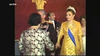 Verschollene Filmschätze S02E09 1971 Die Feierlichkeiten des Schahs von Persien in Persepolis