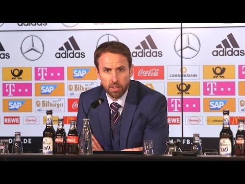 Germany 1-0 England - Gareth Southgate Full Post Match Press Conference
