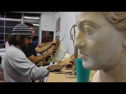 The Figurative Sculpture School on Obby